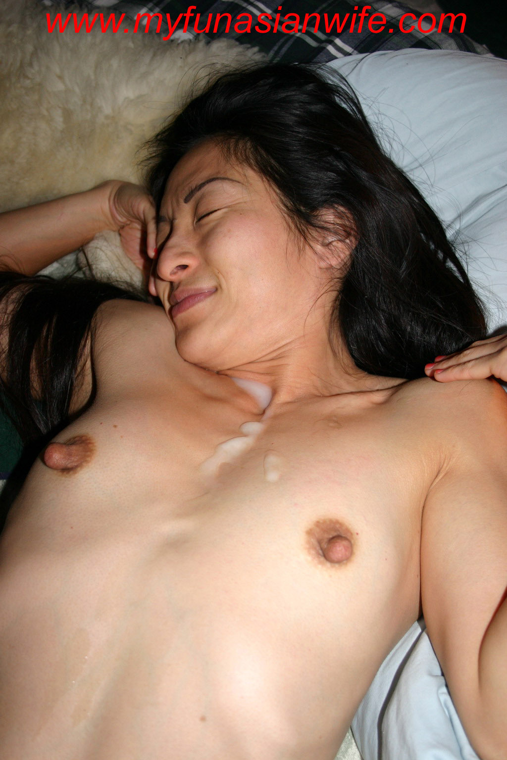 my fun asian wife