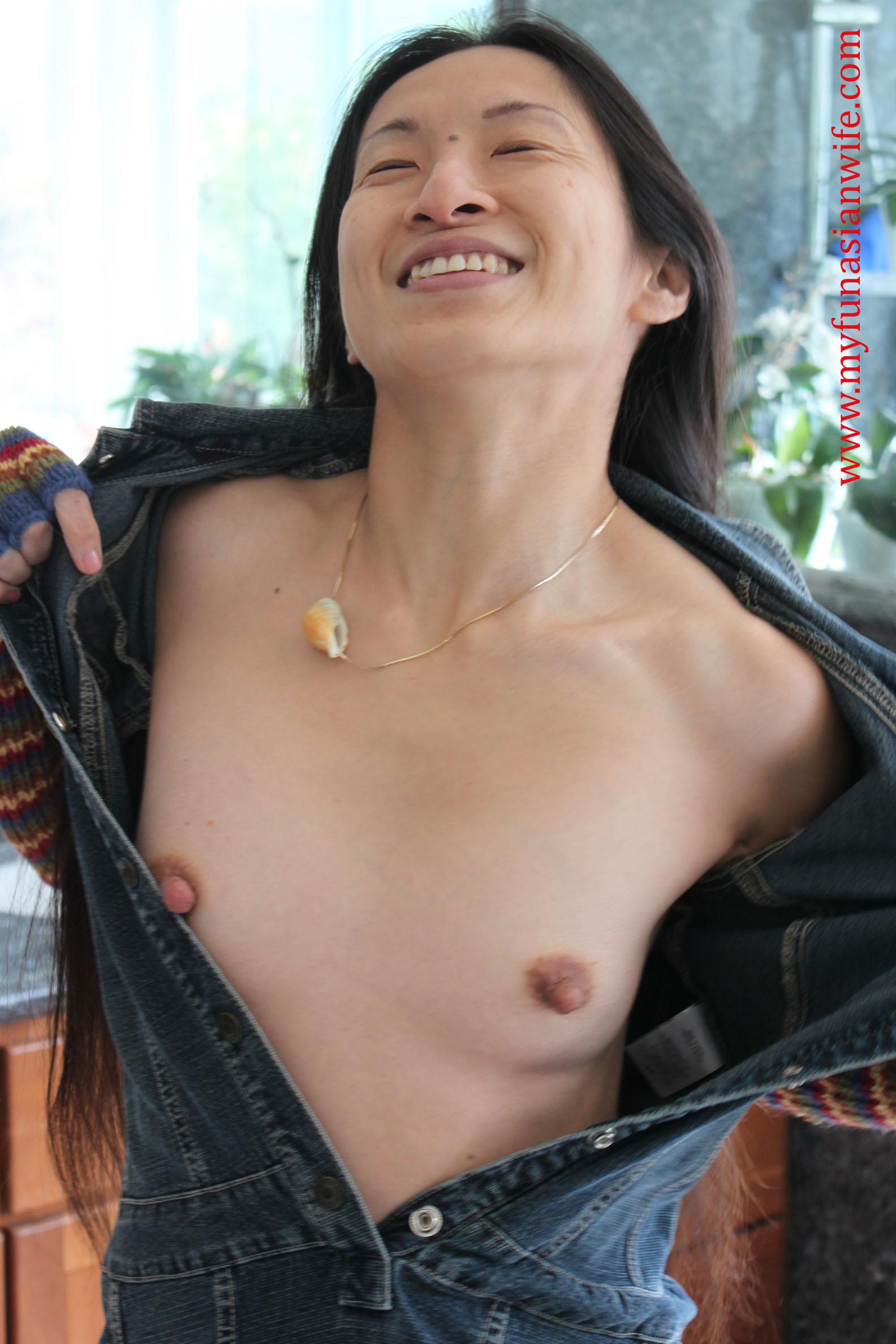 my fun asian wife